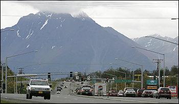 Wasillia, Alaska a view of Paradise